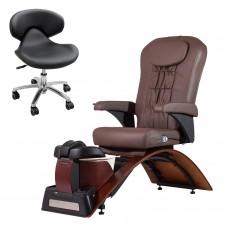 Педикюрное СПА-кресло Simplicity SE Features С