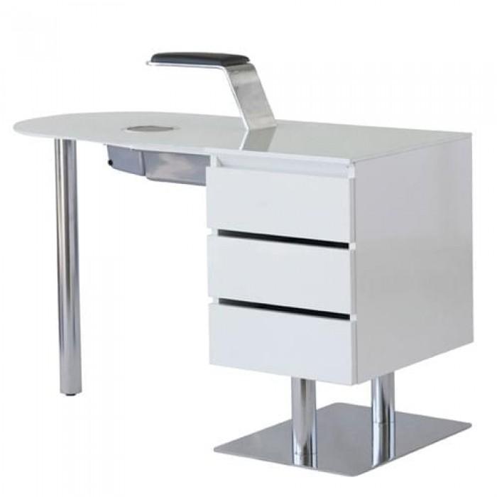 Маникюрный стол Star Nail Excel с вытяжкой without handrest С
