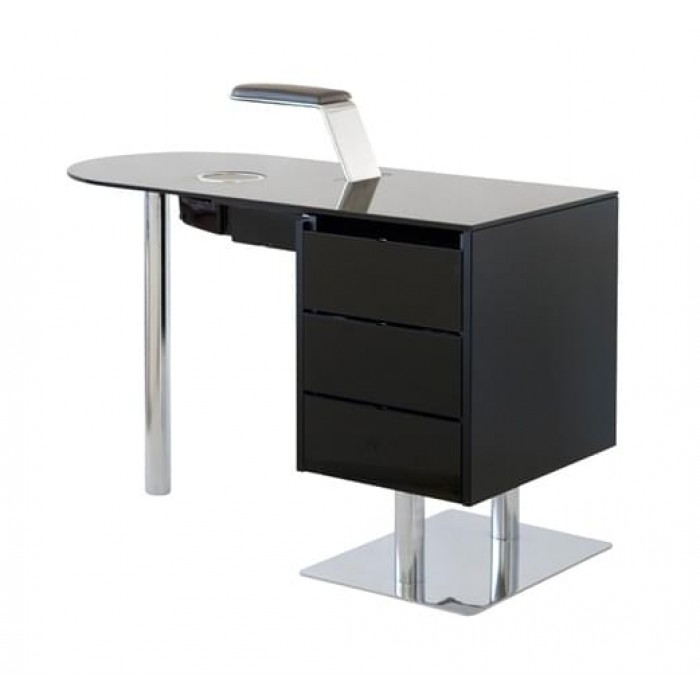 Маникюрный стол Star Nail Premium Black С